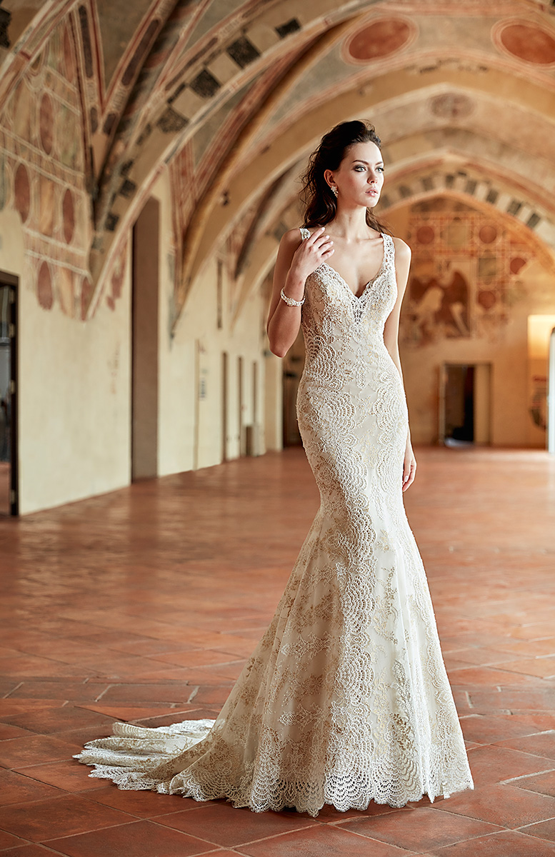 dream wedding dress worth courtyard bridal